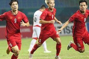 Cập nhật kết quả Olympic Việt Nam vs Olympic UAE (1-1): Thua trận cay đắng