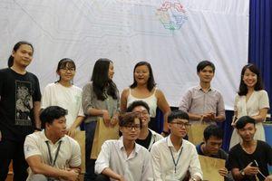 Sinh viên hào hứng giao lưu với chuyên gia Google