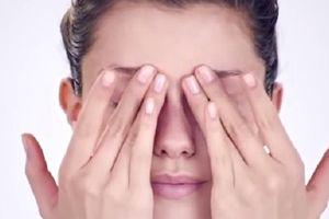 10 bài tập giảm căng thẳng cho mắt