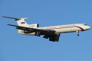Máy bay Nga bị chặn khi vào không phận Iraq