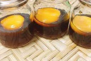 Trứng gà ngâm mật ong - 'thần dược' dễ làm, giúp chị em có làn da trắng hồng như gái 18