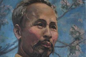Sau hơn 60 năm, bức tranh vẽ Bác Hồ của họa sĩ Bulgaria được đưa về Việt Nam