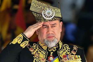 Vua Malaysia hủy lễ sinh nhật góp trả nợ công
