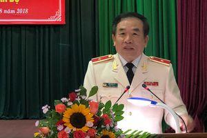 Bộ Công an điều lãnh đạo cục làm Giám đốc Công an Đà Nẵng