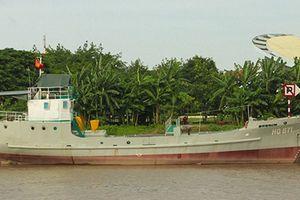 Cận cảnh tàu không số duy nhất còn lại của tuyến 'đường Hồ Chí Minh trên biển'