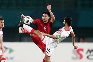 Bình luận trực tiếp trước trận tranh HCĐ Olympic Việt Nam - Olympic UAE
