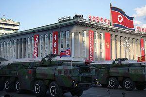 Triều Tiên gấp rút chuẩn bị diễu binh mừng Quốc khánh