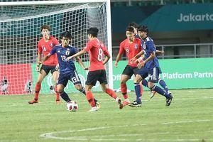 Olympic Hàn Quốc hạ Nhật Bản, bảo vệ ngôi vô địch ASIAD