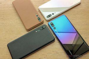 Huawei P20 Pro có 4 màu sắc mới, có thêm phiên bản da