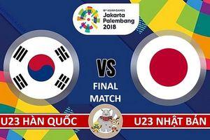 Hàn Quốc vs Nhật Bản, chung kết ASIAD 2018: long tranh hổ đấu