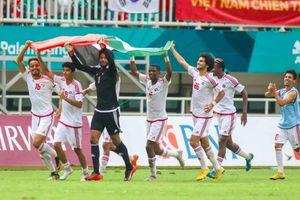 HLV UAE: 'Việt Nam đá hay nhưng chúng tôi đoạt HCĐ không phải do ăn may'