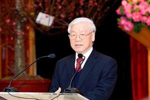 Tổng Bí thư Nguyễn Phú Trọng sắp thăm chính thức Liên bang Nga