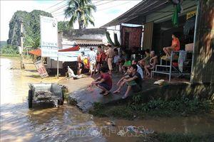 Thanh Hóa tập trung khắc phục hậu quả mưa lũ