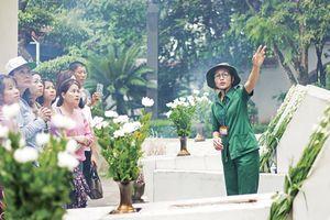 Những người 'truyền lửa' ở Ngã ba Đồng Lộc
