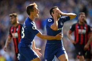 Clip: Pedro-Hazard lập công, Chelsea hạ Bournemouth 2-0