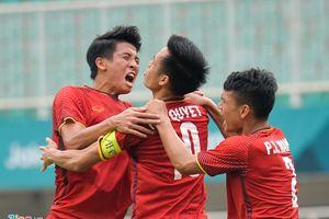 Olympic Việt Nam lỡ hẹn với HCĐ ASIAD 2018