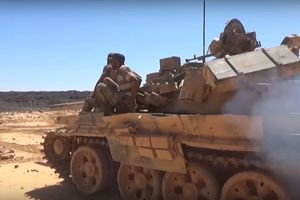 Quân đội Syria siết chặt vòng vây IS, diệt mọi tay súng khủng bố đào thoát khỏi Sweida