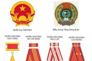 Cố họa sĩ Bùi Trang Chước: Người tạo hình Quốc huy