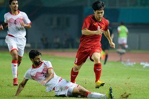 Lượng người hâm mộ xem Olympic Việt Nam thi đấu tại ASIAD 2018 đạt cao kỉ lục