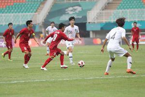 Olympic Việt Nam đón tin vui trước trận gặp UAE