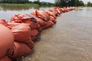 Thanh Hóa: Mười ba người chết và mất tích, Mường Lát bị cô lập hoàn toàn, nước sông Bưởi tiếp tục dâng cao