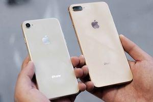 Apple thừa nhận một số iPhone 8 bị lỗi bo mạch
