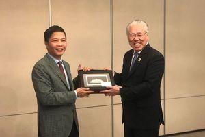 3 hoạt động song phương của Bộ trưởng Trần Tuấn Anh bên lề các Hội nghị tại Singapore