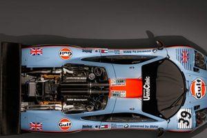 MSO phục hồi McLaren F1 GTR Longtail 25R với các bộ phận 'mới' 21 tuổi