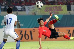 Olympic Hàn Quốc - Olympic Nhật Bản: Bước ngoặt của Son Heung Min