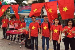 Miền Trung sôi động trước trận tranh HCĐ bóng đá nam ASIAD 2018