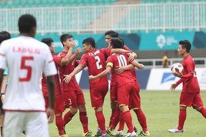 Highlights Olympic Việt Nam 1-1 (pen 3-4) Olympic UAE: Ngẩng cao đầu rời giải