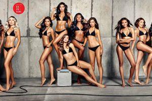 Thí sinh Hoa hậu Colombia thả dáng với bikini