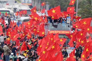 Thông tin mới nhất chương trình vinh danh Olympic Việt Nam ngày 2/9 tại Mỹ Đình