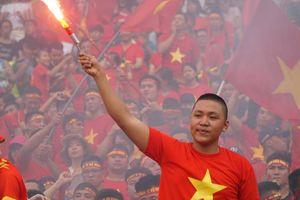 Olympic Việt Nam thua Olympic UAE: Pháo vẫn sáng nhưng nước mắt tuôn rơi