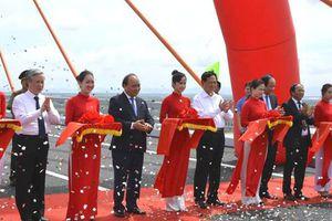 Tuyến đường cao tốc nghìn tỷ Hạ Long - Hải Phòng chính thức thông xe