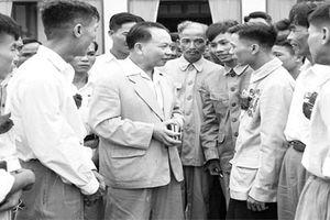 Lòng dân Thủ đô với Cách mạng Tháng Tám và Tổng Bí thư Trường Chinh