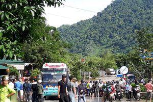 Mộc Châu ngập úng, nhiều nơi quá tải khách du lịch dịp Quốc khánh