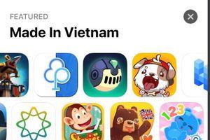 App Store chào mừng Quốc khánh bằng danh sách ứng dụng VN