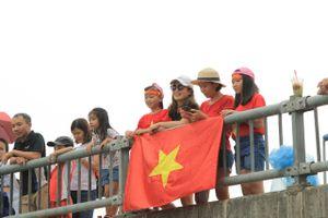 Nhiều người thất vọng khi không gặp được tuyển Olympic Việt Nam