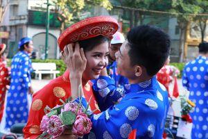 TPHCM: 100 cặp đôi hạnh phúc trong Lễ cưới tập thể 2018