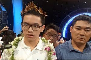 Nguyễn Hoàng Cường bất ngờ về cách mình giành chiến thắng tại chung kết Olympia 2018