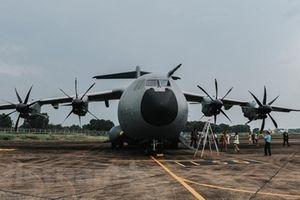 Việt Nam 'châu Âu hóa' phi đội vận tải cơ bằng A400M?