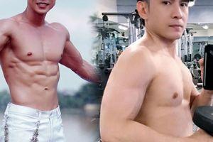 Mê mệt thân hình 'cực phẩm' của Phan Đinh Tùng, Đan Trường ở tuổi 42