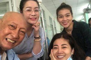 Mai Phương - Lê Bình: Trên phim là cha con, ngoài đời cùng chữa ung thư phổi