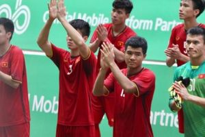 HLV Lê Thụy Hải có động thái đặc biệt với Olympic Việt Nam