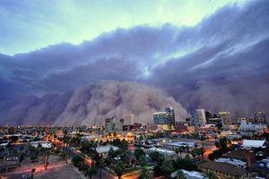 Điểm những thảm họa thiên nhiên vô cùng kỳ quái, khó giải