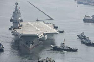 Bước ngoặt tham vọng của hải quân Trung Quốc