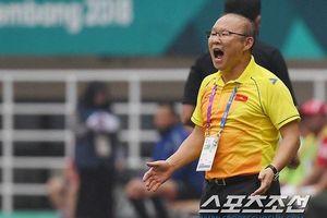 Báo Hàn Quốc tiếc cho thầy trò HLV Park Hang Seo