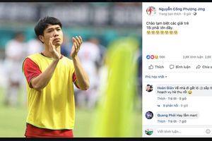 Nguyễn Công Phượng: 'Tạm biệt các giải trẻ, tôi phải lớn đây'!