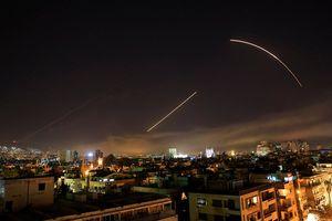 Bác bỏ thông tin Israel nã tên lửa vào Syria